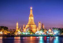 Vé máy bay đi Bangkok từ VN giá rẻ