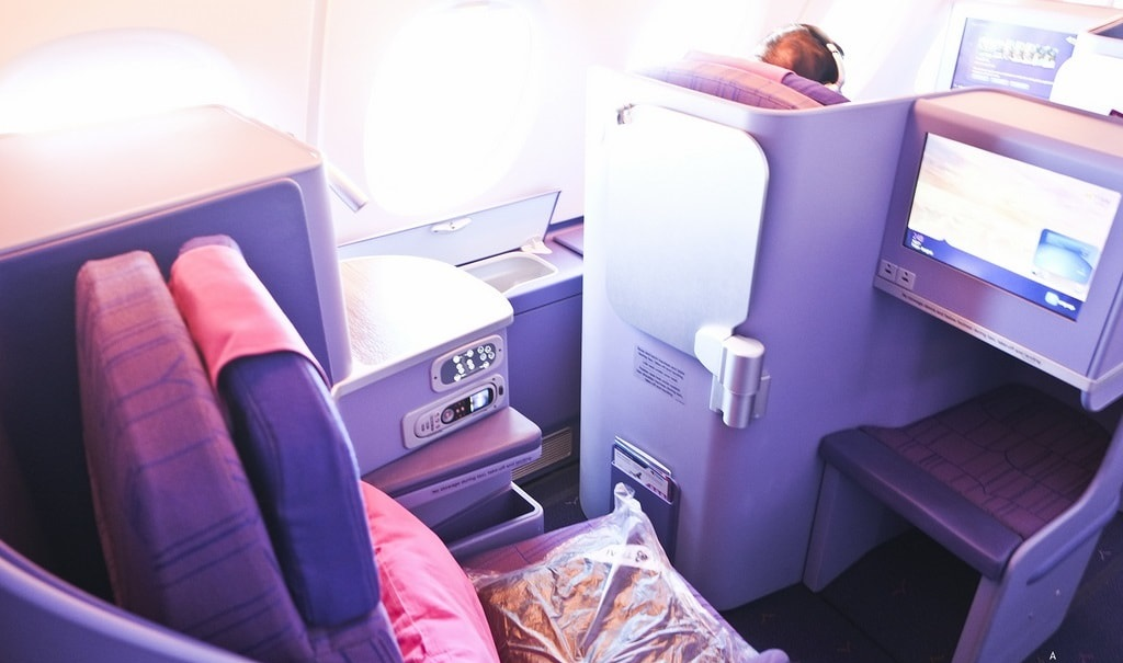Có thể phải nâng hạng để đổi vé Thai Airways