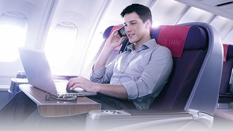 Thai Airways luôn mang đến cho quý khách hàng trình bay tuyệt vời nhất