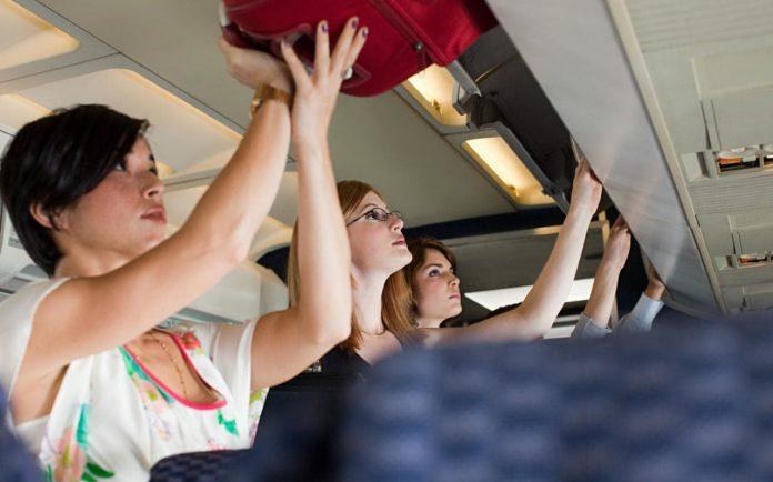 Hành lý xách tay Thai Airway