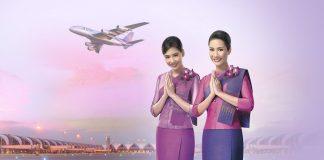 Thai Airways KM vé khứ hồi từ 175 USD bay Thái Lan