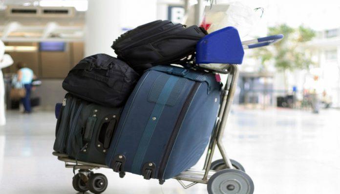 Hành lý quá cân Thai Airway