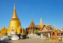 Vé má bay đi Thái Lan giá rẻ