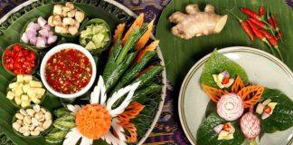 Ẩm thực Thái Lan vô cùng phong phú