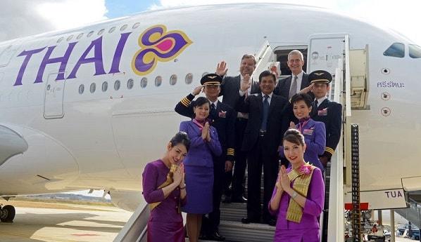 Quy định hành lý miễn cước của Thai Airways