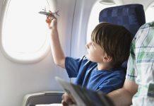 Quy định trẻ em đi máy bay của Thai Airways