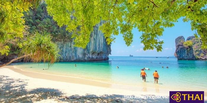 Khám phá những điểm du lịch hấp dẫn và thú vị tại Krabi