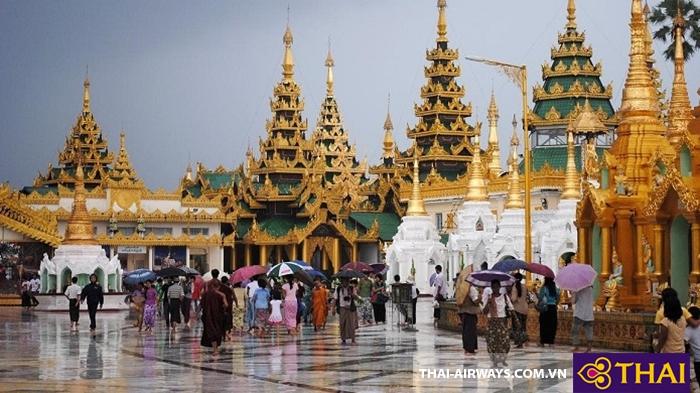 Nên di du lịch Thái Lan từ tháng 11
