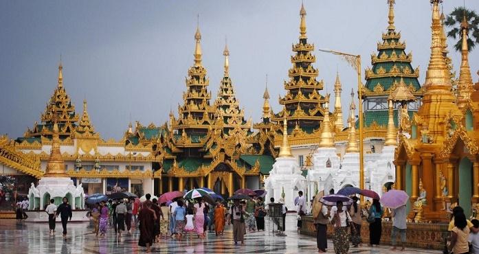 Nên mặc đồ lịch sự khi đi chùa ở Thái Lan