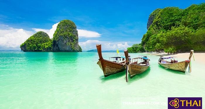 Thư giãn trên bãi biển