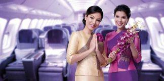 Các quy định đặc biệt của Thai Airways