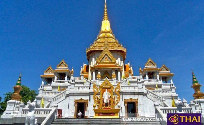 Những ngôi chùa nổi tiếng tại Thái Lan