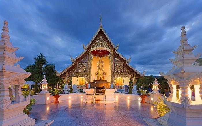 Đền Wat Phra Singh