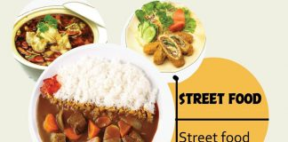 Bangkok Street Food hấp dẫn độc đáo
