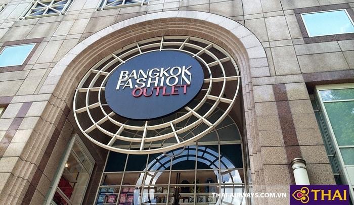 Trung tâm mua sắm giá rẻ tại Bangkok