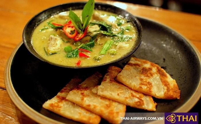 Thai green chicken curry-Món ăn không thể bỏ qua