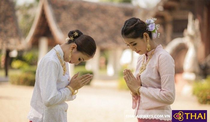 Người Thái rất lịch sự và thân thiện