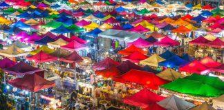 Những khu mua sắm bạn nên đến tại Bangkok