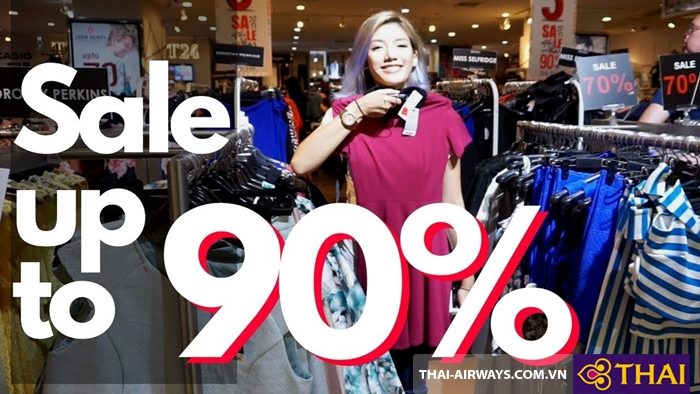 Shopping clothes on sale up to 90%