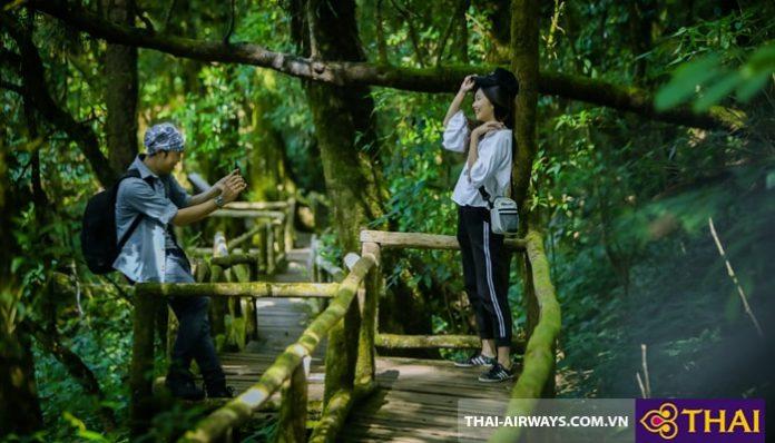 Check in sống ảo tại Thái Lan