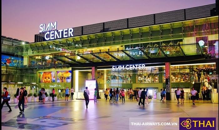 Siam Square- Trung tâm thương mại lớn ở Bangkok