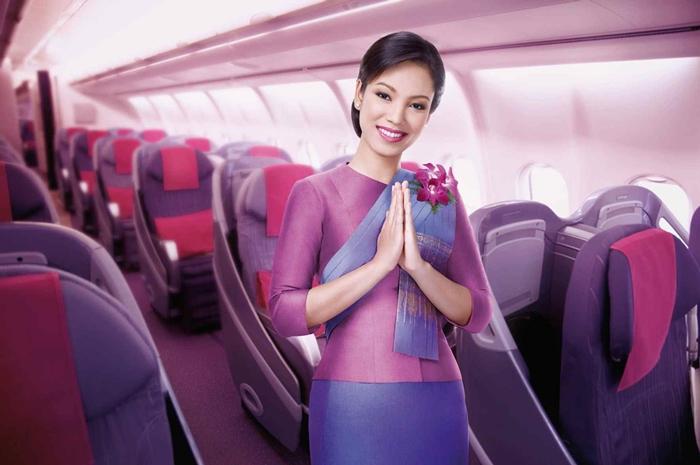 Hãng hàng không Thai Airways có tốt không?