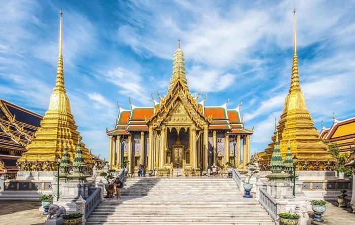 Khuyến mãi trải nghiệm Thái Lan cùng Thai Airways