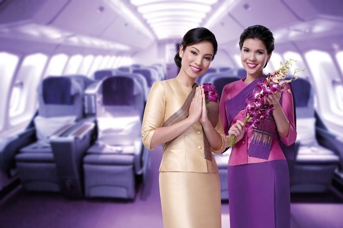 Khuyến mãi đặc biệt mùa đông từ Thai Airways