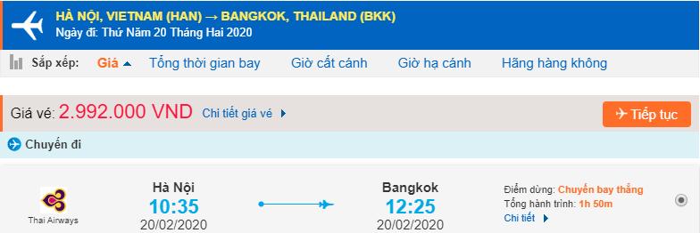 Cách tính thuế và phí vé máy bay quốc tế