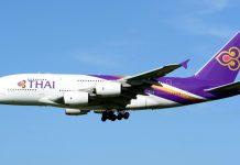 Thuế và phí vé máy bay Thai Airways bao nhiêu tiền?