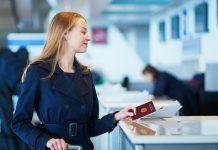 Giấy tờ cần thiết khi làm thủ tục check in Thai Airways